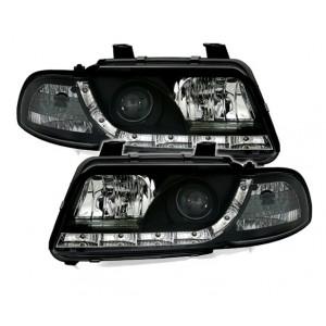 Framlysen LED Audi A4 B5