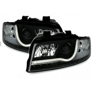 Framlysen LED Audi A4 8E