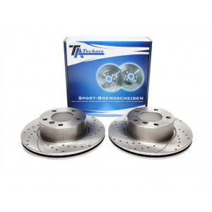 TA Technix sport broms set fram BMW F20 / E81/82/88 / E90