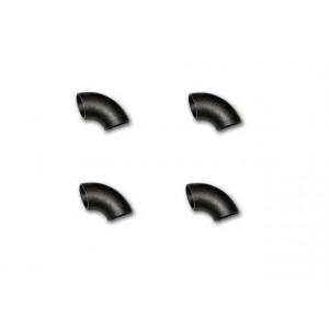 Grenrörsböj 38x2,6mm kortböj x 4