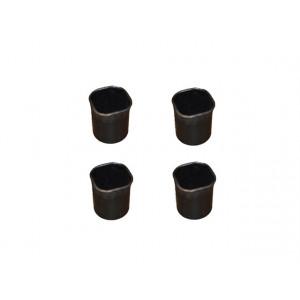 4-kant konade 42,4 rör för topplocksflänsar x 4