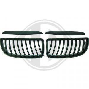 Frontgrill njurar svart BMW E90 91 05-08