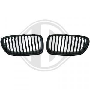 Frontgrill njurar svart BMW F10 F11