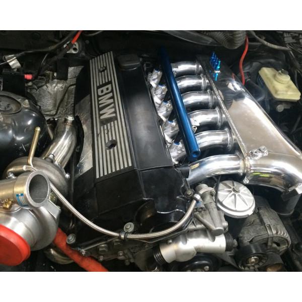 Fuelrail Bmw M50 Blå