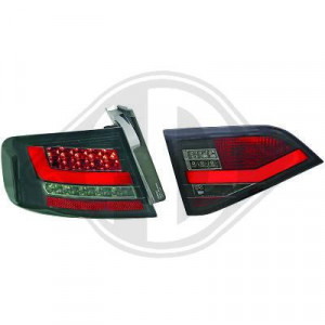 LED baklysen Audi A4 07-11