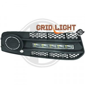 DRL LED Audi A4 07-11