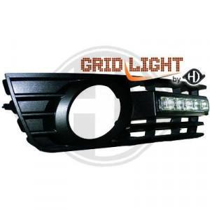 DRL LED Audi A4 01-04