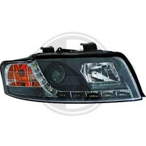 Framlysen DRL Audi A4 8E 00-04