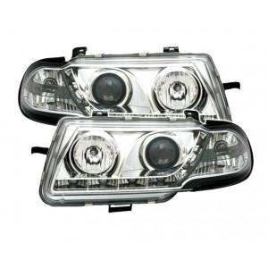 LED Strålkastare för Opel Astra F
