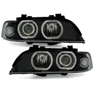 Facelift framlysen BMW E39