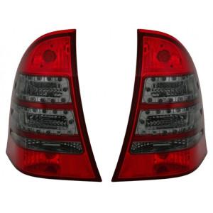 LED baklysen Tonad Mercedes W203