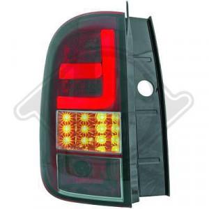 LED Baklysen Dacia Duster