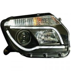 Framlysen LED Dacia Duster