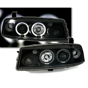 Framlysen med Angeleyes Opel Calibra