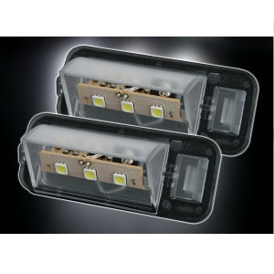 LED skyltbelysning BMW E36