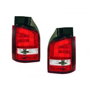 Baklysen LED Facelift VW Transporter T5 03-09