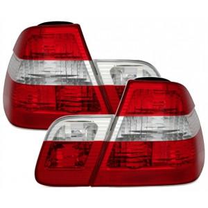 Baklysen klarglas BMW E46 Sedan 01-05