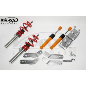 V-maxx coilovers VW Caddy III 1.9TDi DSG/2.0TDi/DSG