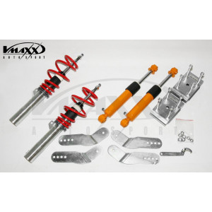 V-maxx Xxtreme coilovers VW Caddy III 1.9TDi DSG/2.0TDi/DSG 55mm