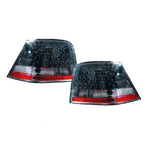 LED Baklysen Klarglas Golf 4