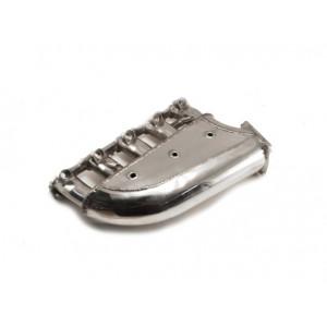 Volvo 5cyl Aluminium Plenum för 80mm spjäll