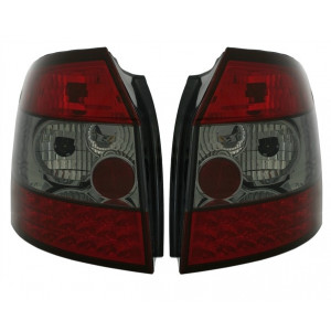 LED Baklysen Audi A4 Avant 8E 01-04