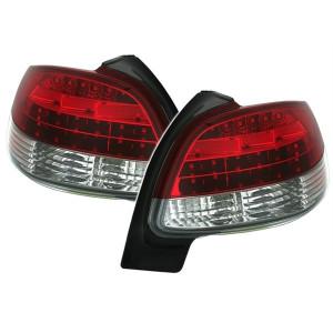 LED Baklysen Peugeot 206