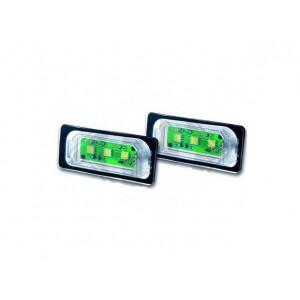 LED Skyltbelysning BMW E60 E61