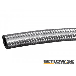 AN20 stålomspunnen slang 0.5m