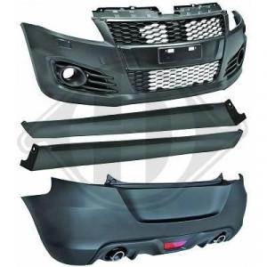 Spoiler paket Suzuki Swift 2010-