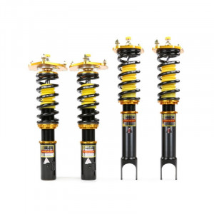 Yellow Speed Dynamic Sport Coilovers Porsche 911 (996, Carrera 2)