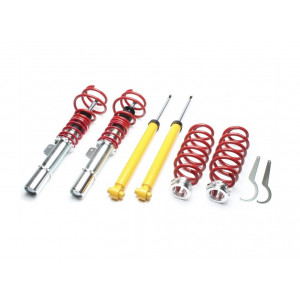 TA Technix coilover kit Seat Leon 5F