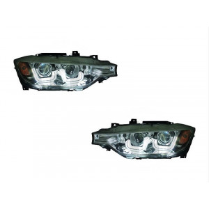 Framlysen BMW F30 LED 11-15