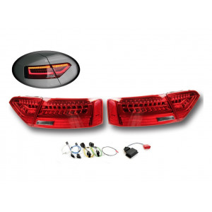 LED Facelift Baklysen Audi A5 Retrofit