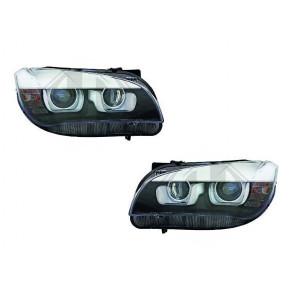 Framlysen BMW X1 Xenon E84 09-12