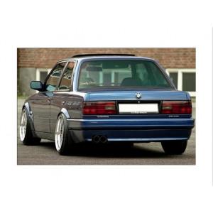 M-Tech 2 BMW E30 Bak stötfångare