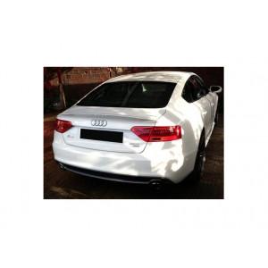 Spoiler Baklucka Audi A5 Coupe