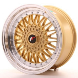 Japan Racing JR9 Guld 17x8.5 ET20 5x112/120