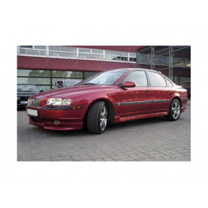 Add on läpp fram Volvo S80