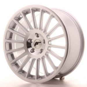 Japan Racing JR16 18x8.5 ET35 5x120 Silver