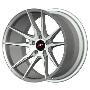 "Japan Racing JR21 20x10"" ET40 Matt Svart"
