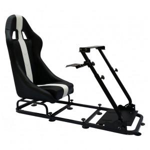 Gaming sportstol för racing simulator