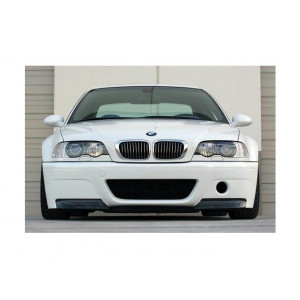 Frontspoiler i CSL look BMW E46 Coupe