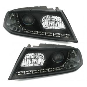 LED framlysen Skoda Octavia 1Z