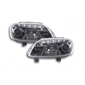 Framlysen DRL LED Caddy 2003-