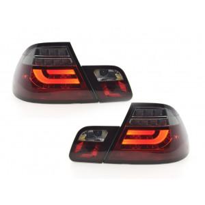 Lightbar LED Baklysen BMW E46 Coupe