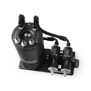 Nuke Performance Catchtank för enkel intern Walbro eller Deatschwerks pump