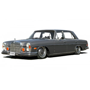 Luftfjädring Mercedes W108