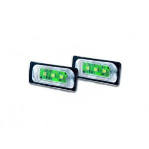 LED Skyltbelysning BMW E39 E82 E90