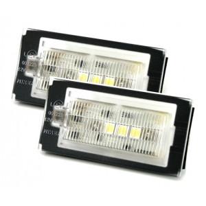 LED Skyltbelysning BMW E46 2D 98-03